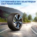 Michelin Pilot Sport EV : le pneu pour véhicules électriques sportifs