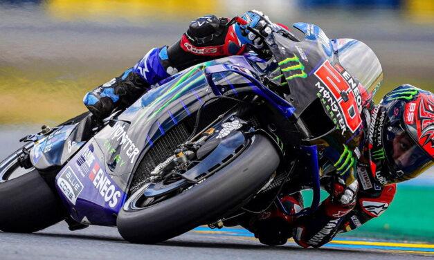 MotoGP des Pays-Bas : 4 victoirespour Quartararo !