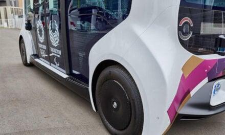 Bridgestone se prépare pour les JO de Tokyo
