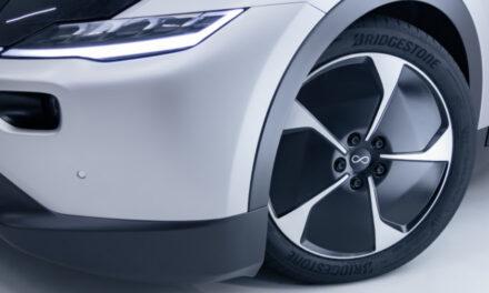 Bridgestone et Lightyear à l'unisson pour une voiture électrique solaire