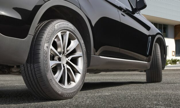 Kumho sélectionné  pour le nouveau Nissan Pathfinder