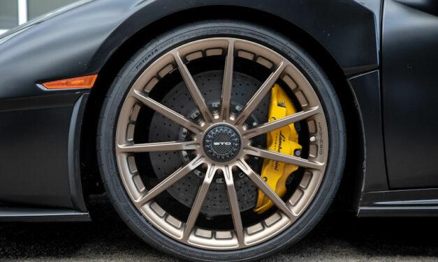 Bridgestone va équiper la Lamborghini Huracán STO