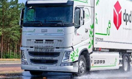 Continental : des pneus de poids lourds pour véhicules électriques