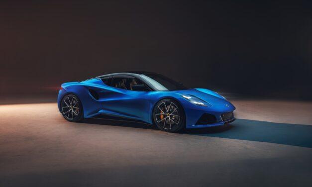 Goodyear Eagle F1 SuperSport pour la nouvelle Lotus Emira