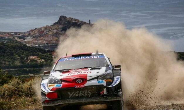 WRC 2022 : une ébauche de calendrier dévoilée