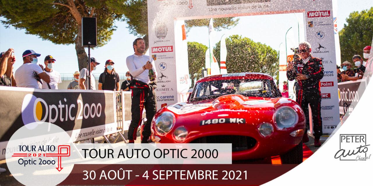 Le Tour Auto Optic 2000 : J-3 avant le départ