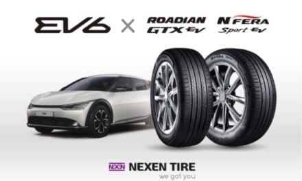 Nexen en monte d'origine pour la Kia EV6