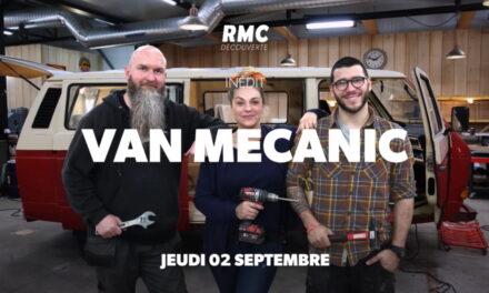 Allopneus partenaire de la nouvelle émission Van Mecanic