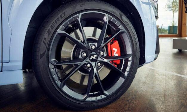 Hyundai choisit Pirelli pour le Kona N