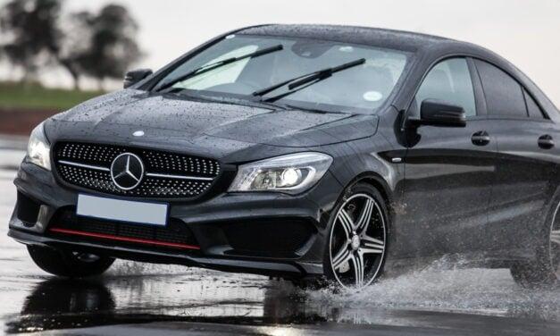 Test Auto Bild 2021 : pneus 4 saisons pour les berlines sportives
